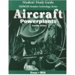 Aircraft: Powerplants, Student Study Guide - seventh edition 1995/2001 - Michael J. Kroes